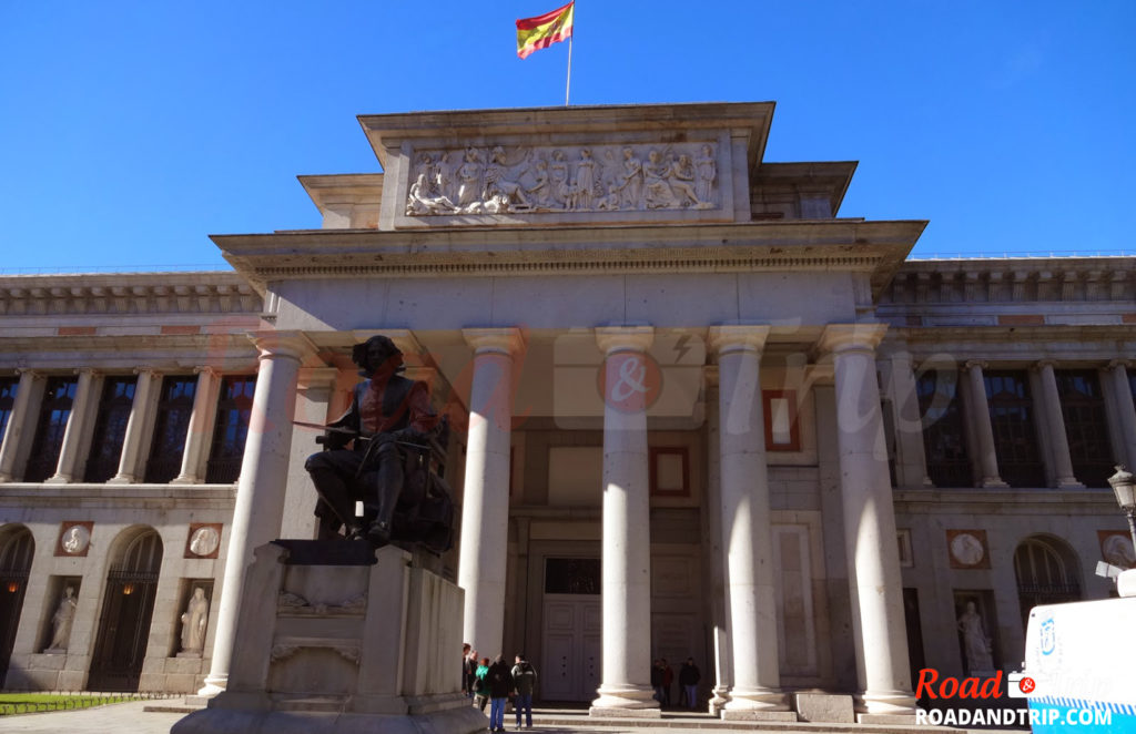 Museo del Prado à Madrid