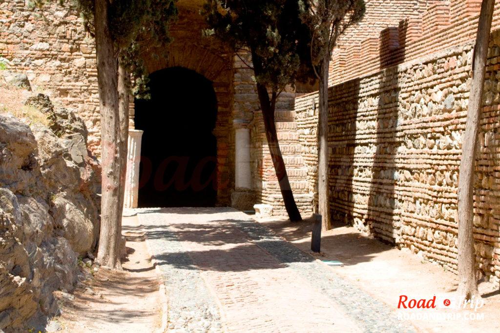 Palais de l'Alcazaba