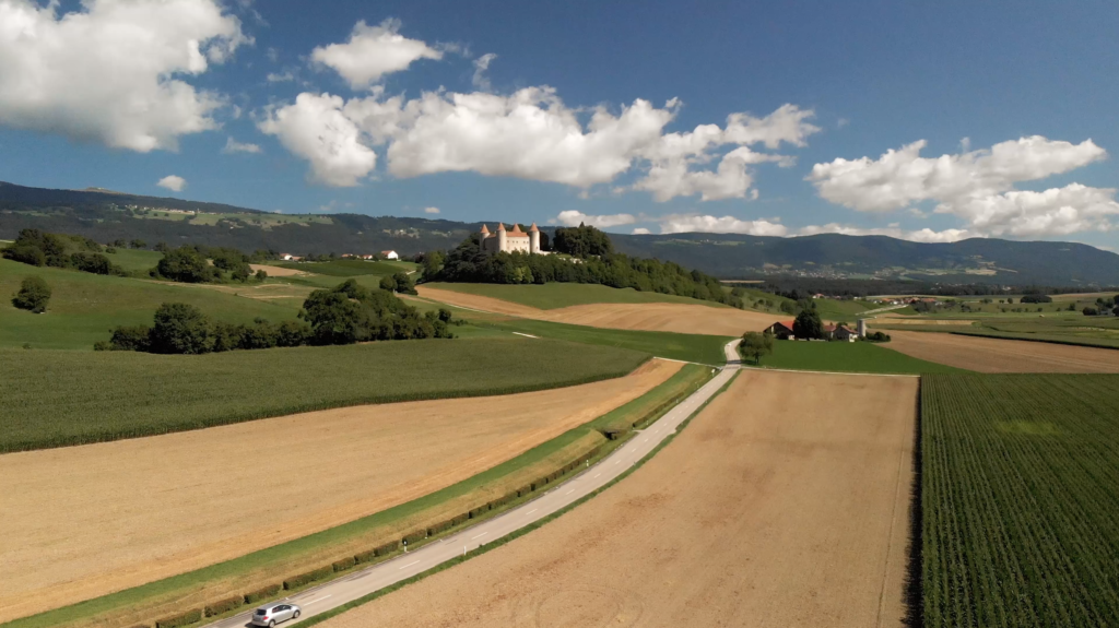 Panorama du Canton de Vaud