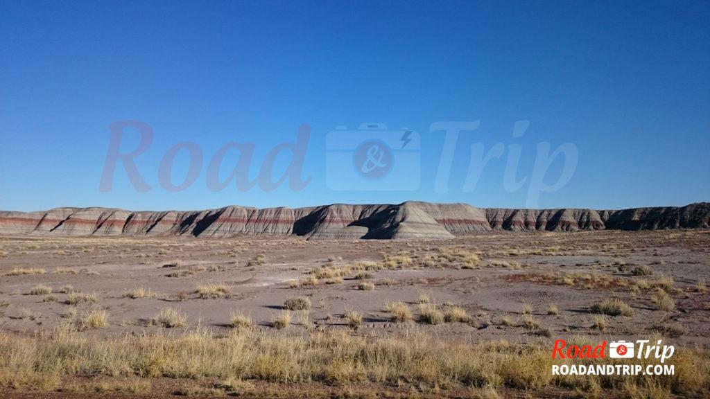 Paysage de Painted Desert