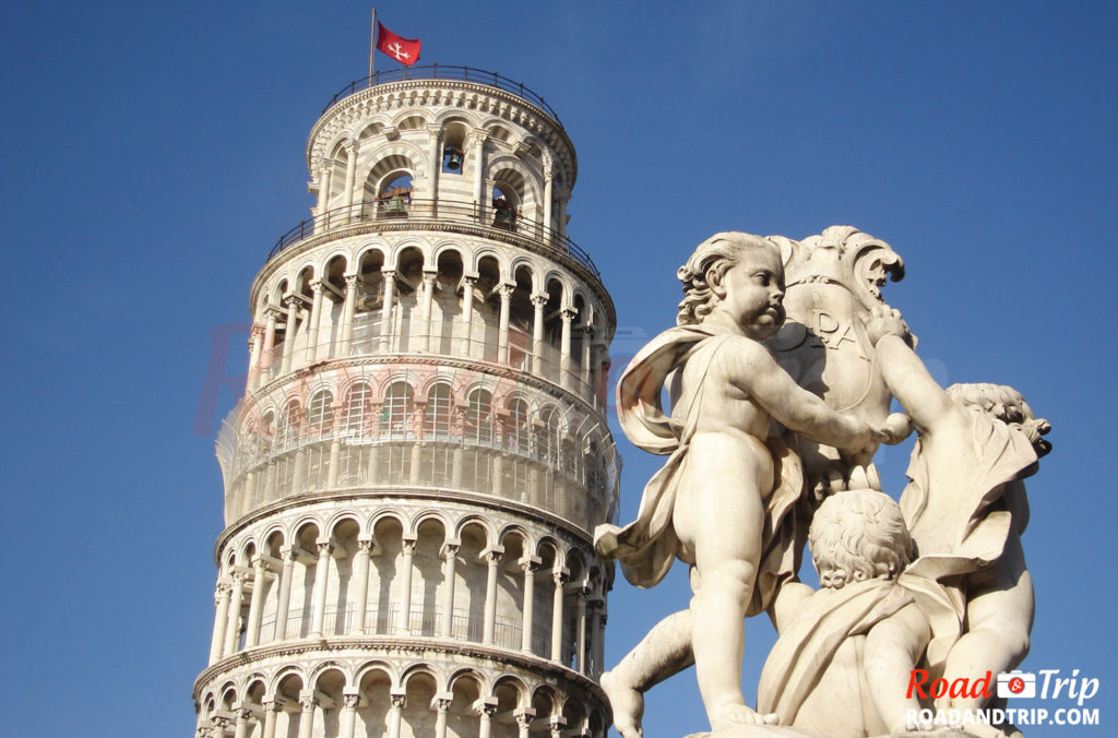 Pise en Toscane