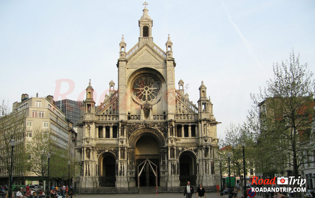 Place Sainte Catherine, Bruxelles