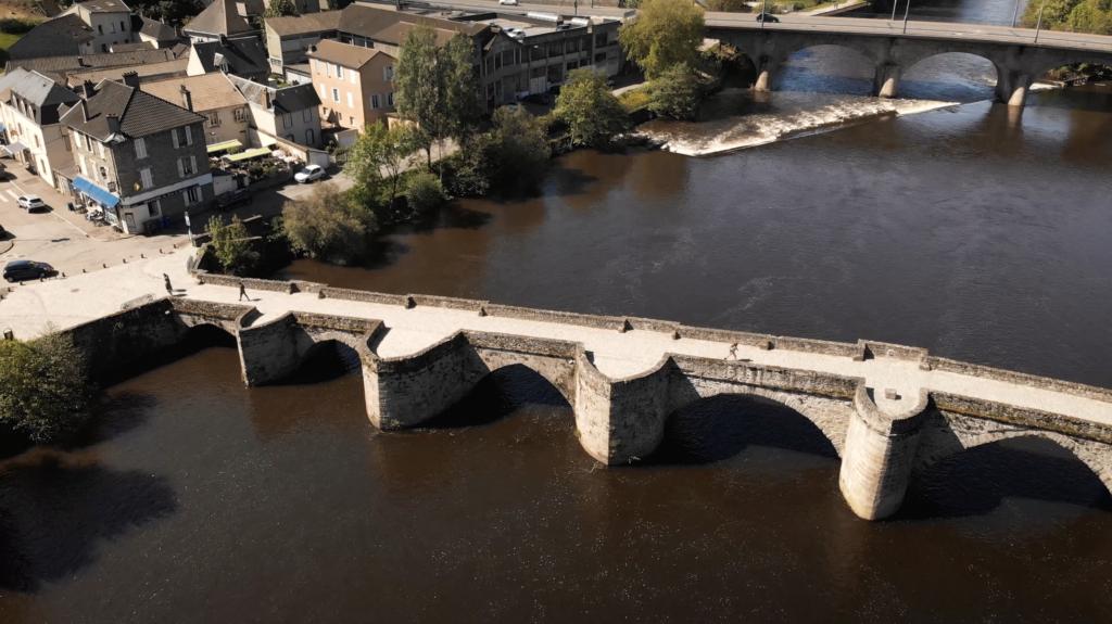 Pont Saint-Martial à Limoges