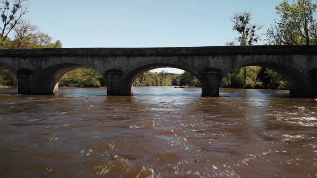 Pont de la Gabie à Saint-Priest-sous-Aixe