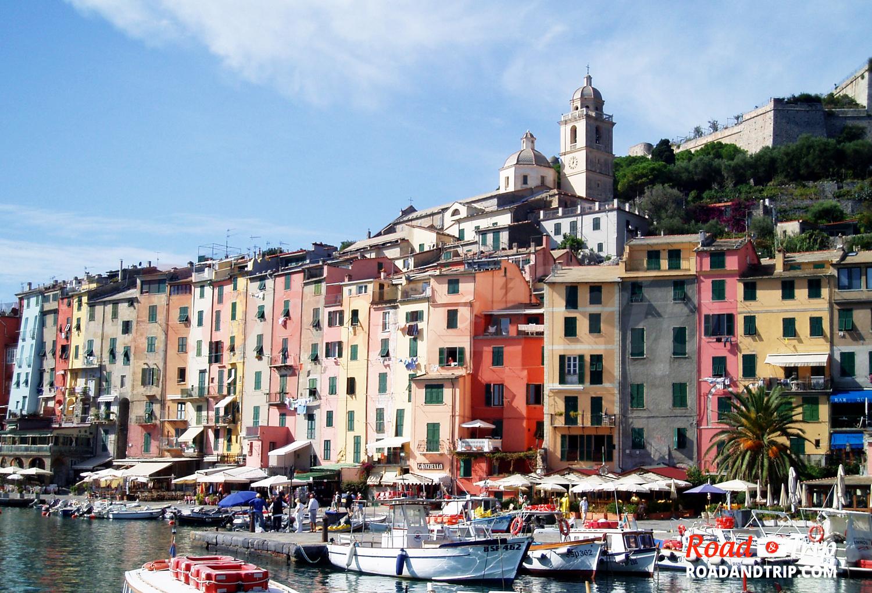 Portovenere, une de nos destinations préférées d'Italie