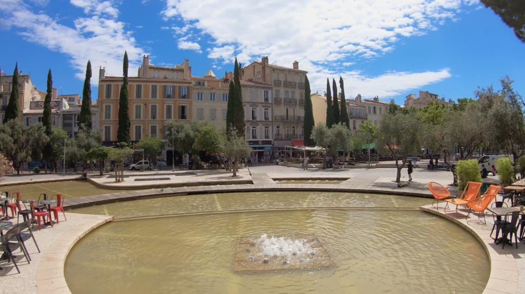 Quartier des Créateurs à Marseille