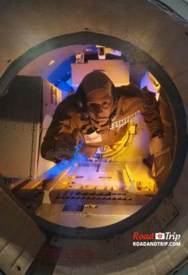 Reconstitution de la station ISS