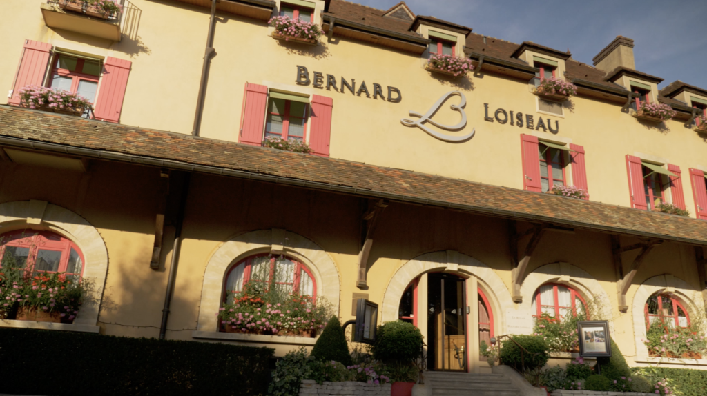 Restaurant Bernard Loiseau à Saulieu