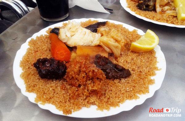 Restaurant sénégalais à Lavapiés