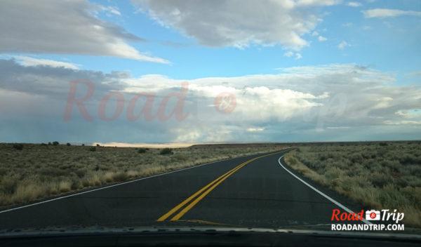 Retour vers Flagstaff