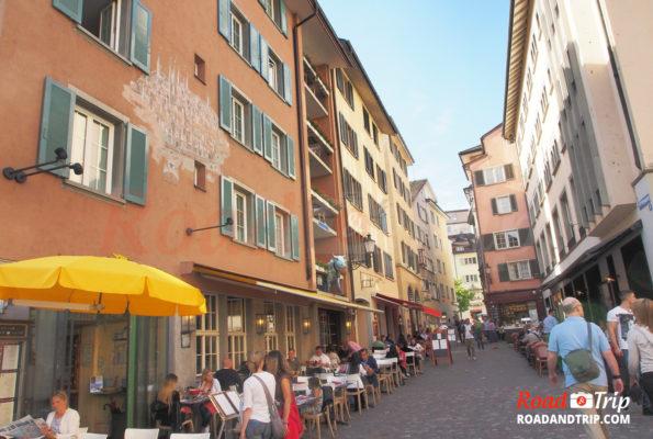 Rue de Zurich