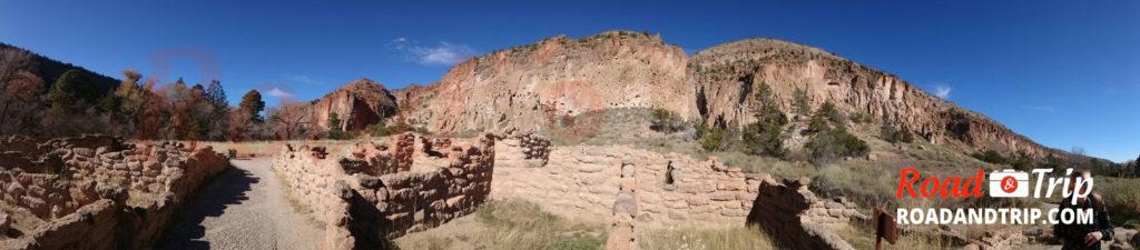 Ruines archéologiques de Bandelier