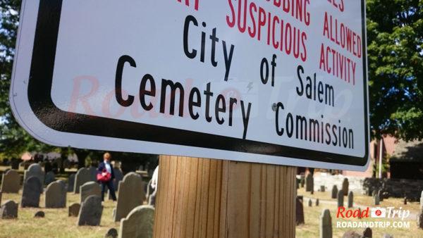 Salem, la ville des sorcières