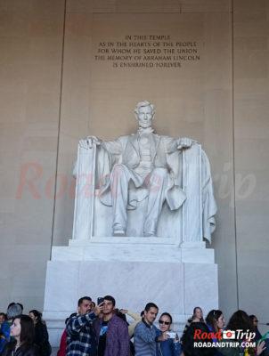Statue de Abraham Lincoln