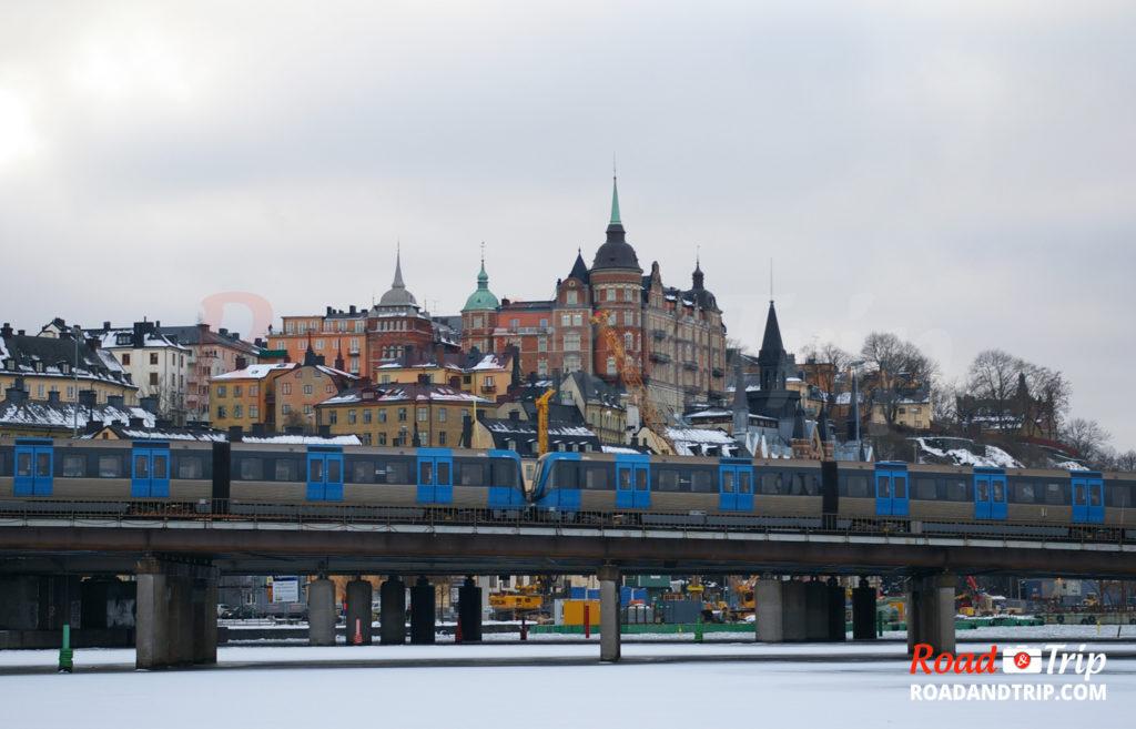Stockholm et ses îles