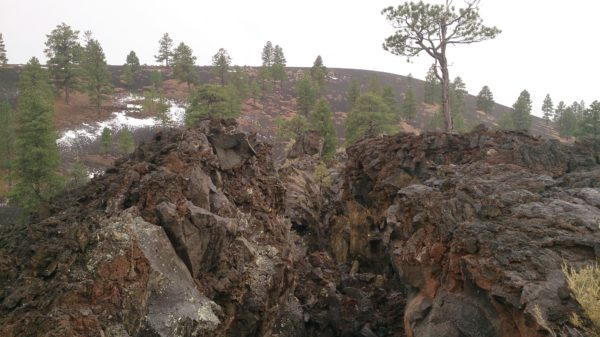 Visite de Sunset Crater Volcano National Monument