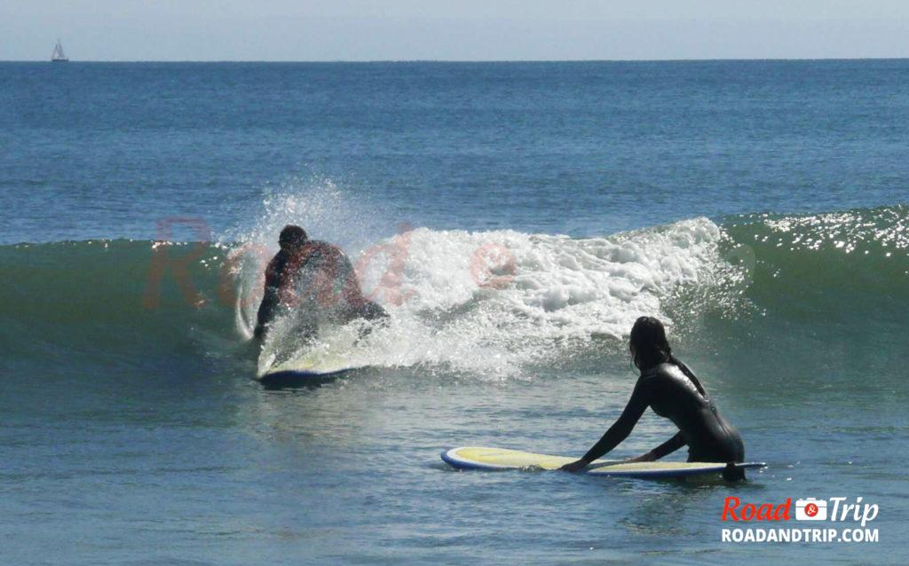 Surf à Swansea