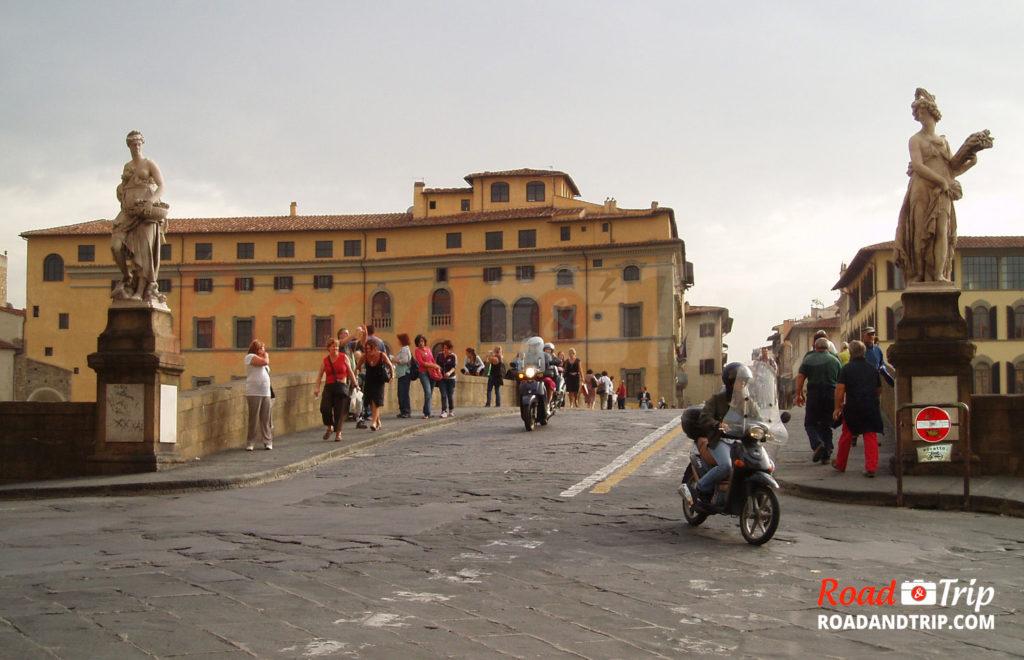 Touristes-à-Florence