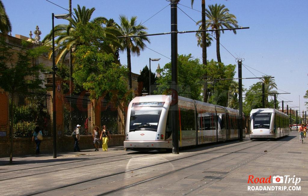 Tramway de Séville