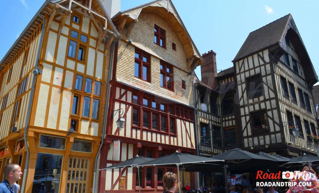 Troyes dans l'Aube