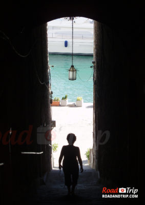 Une habitante de Portovenere