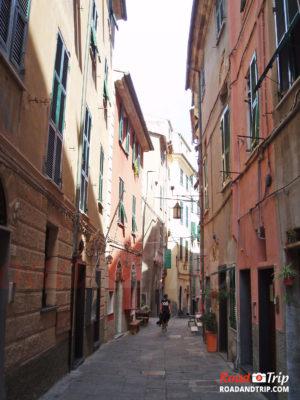Une ruelle à Portovenere