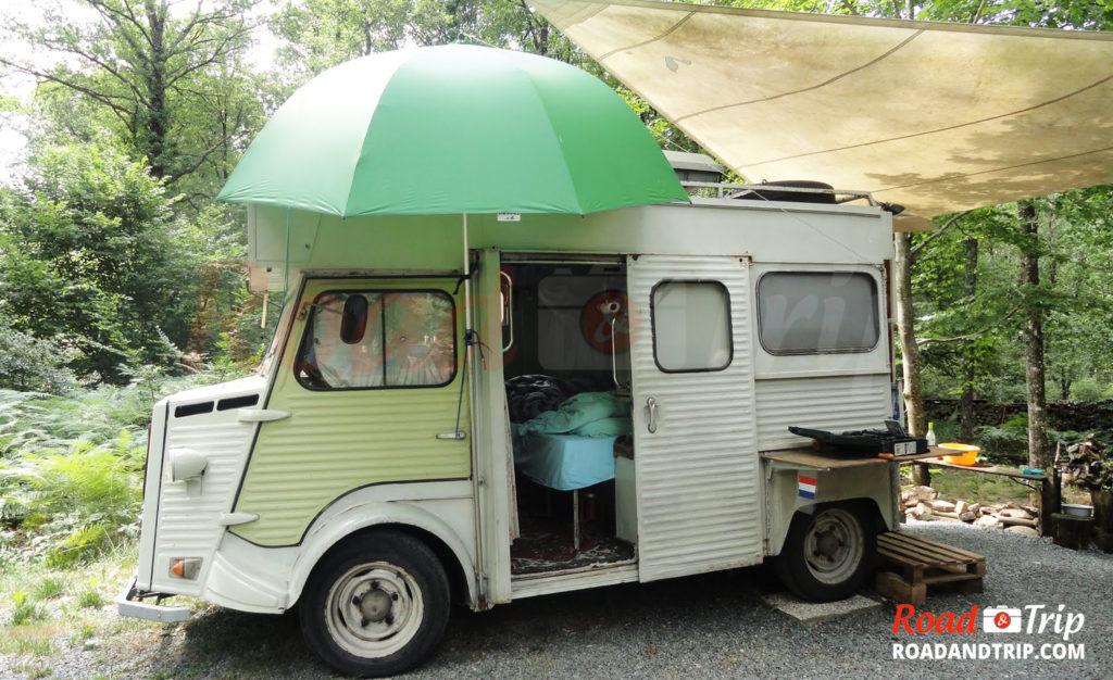 Vacanciers en Creuse