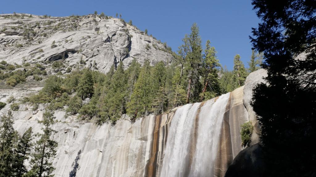 Vernal Fall à Yosemite