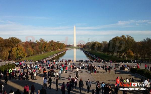 Washington DC et le National Mall