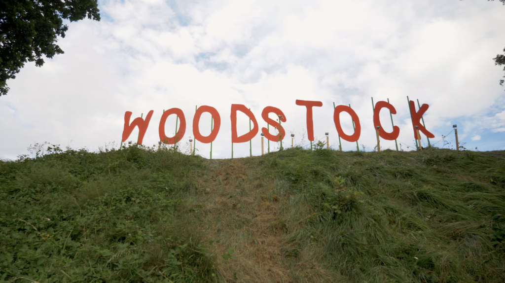 Woodstock50 dans le Parc Jura Vaudois