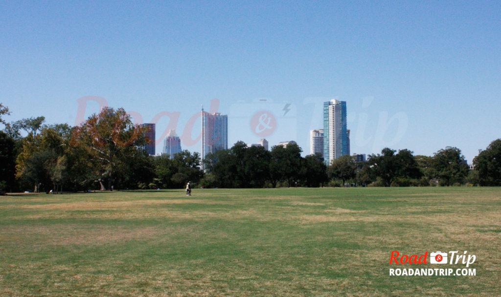 Zilker Park à Austin